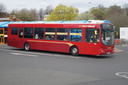 1767 BX56XCL - 23-4-18 - Dudley Bus Station (1)