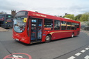 1767 BX56XCL - 23-4-18 - Dudley Bus Station