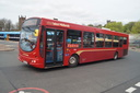 1768 BX56XCM 'Suhana' - 23-4-18 - Dudley Bus Station
