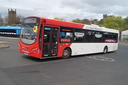 2087 BX12DBZ - 23-4-18 - Dudley Bus Station