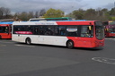 2090 BX12DCO - 23-4-18 - Dudley Bus Station