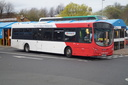 2111 BX12DFE - 23-4-18 - Dudley Bus Station