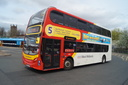 4935 BK63YWX 'Millie Louise' - 23-4-18 - Dudley Bus Station (1)
