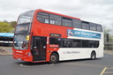 4967 SN64OCL - 23-4-18 - Dudley Bus Station