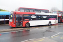 2105 BX12DDY - 27-4-18 - Dudley Bus Station