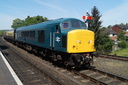 45041 ROYAL TANK REGIMENT - 17-5-18 - Bewdley (Severn Valley Railway) (1)