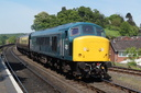 45041 ROYAL TANK REGIMENT - 17-5-18 - Bewdley (Severn Valley Railway)
