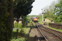 D821 GREYHOUND + D832 ONSLAUGHT - 17-5-18 - Hampton Loade (Severn Valley Railway) (1)