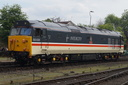 50031 Hood - 18-5-18 - Kidderminster Town (Severn Valley Railway)