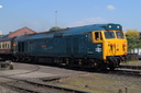 407 50007 Hercules - 19-5-18 - Kidderminster Town (Severn Valley Railway) (1)