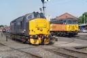37688 + 56078 - 19-5-18 - Kidderminster Town (Severn Valley Railway)