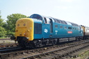 55019 ROYAL HIGHLAND FUSILIER - 19-5-18 - Kidderminster (Severn Valley Railway) (1)