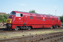 D821 GREYHOUND - 19-5-18 - Kidderminster Town (Severn Valley Railway) (2)