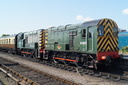 D3022 + D4100 Dick Hardy - 19-5-18 - Kidderminster Town (Severn Valley Railway) (1)