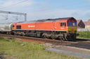 66152 Derek Holmes Railway Operator - 22-5-18 - Bushbury Junction