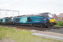 68018 Vigilant - 24-5-18 - Bushbury Junction