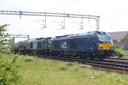 68030 + 68018 Vigilant - 29-5-18 - Bushbury Junction