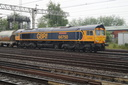 66750 Bristol Panel Signal Box - 30-5-18 - Stafford
