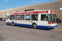 9501 P501KOX - 11-6-18 - Walsall Bus Garage