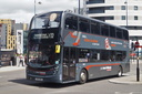 6702 YX15OXU 'Katarzyna' - 16-6-18 - The Priory Queensway, Birmingham