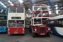 135 PDU135M + 334 334CRW - 23-6-18 - Acocks Green Bus Garage