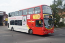 4677 BX54XPY 'Lisa' - 23-6-18 - Acocks Green Bus Garage