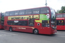 6107 SN15LFR 'Dakota' - 23-6-18 - Pensnett Bus Garage