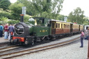 823 COUNTESS - 18-8-18 - Llanfair Caereinion (Welshpool and Llanfair Light Railway) (1)