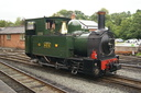 823 COUNTESS - 18-8-18 - Llanfair Caereinion (Welshpool and Llanfair Light Railway) (4)