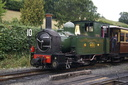 823 COUNTESS - 18-8-18 - Llanfair Caereinion (Welshpool and Llanfair Light Railway)