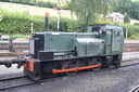 HE 2251 FERRET - 18-8-18 - Llanfair Caereinion (Welshpool and Llanfair Light Railway) (1)